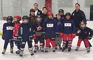 Greensboro Ice House Learn to Skate Hockey