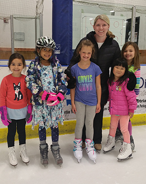 Greensboro Ice House Learn to Skate