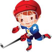 Hockey Skater