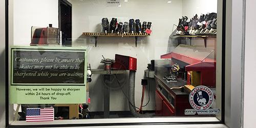 Greensboro Ice House Pro Shop