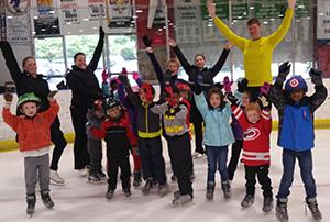 Greensboro Ice House Learn to Skate