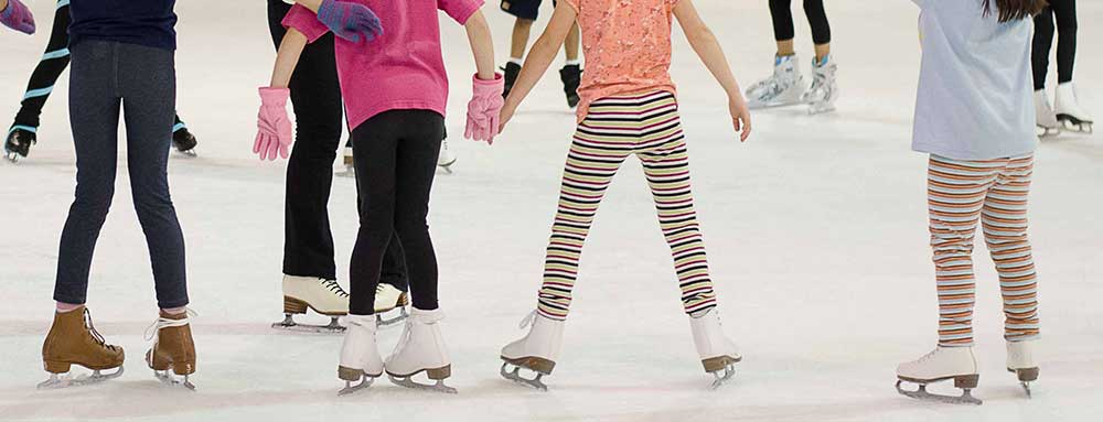 Learn to Ice Skate Greensboro NC